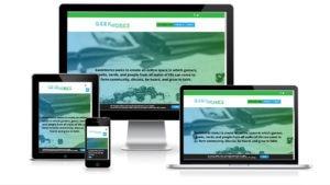 GeekWorks Website